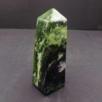 Polished Nephrite Obelisk (114mm)