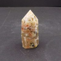 Flower Agate Polished Point (62mm)