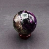 Rainbow Fluorite Sphere (50mm)