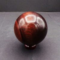Red Tigers Eye Sphere (71mm)