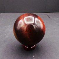 Red Tigers Eye Sphere (64mm)