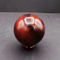 Red Tigers Eye Sphere (65mm)