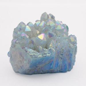 Blue Aura Quartz Cluster (62g)